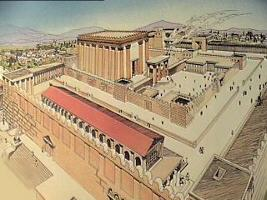 Temple Mount Rendering